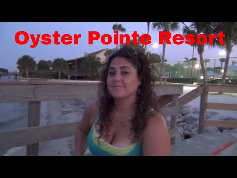 Our Florida Vacation at Oyster Pointe Resort in Sebastian Florida