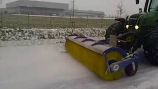 AP machinebouw VHS 3000 sneeuwveger