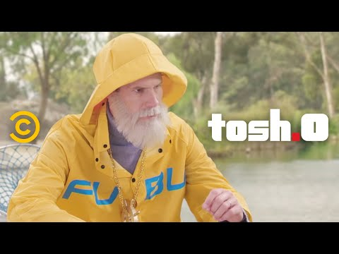 Tosh.0 - CeWEBrity Profile - On Da River