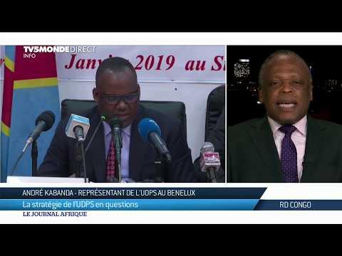 """RDC - L'UDPS : """"il y a eu des fraudes"""" à propos des élections législatives"""