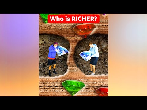 Who Is RICHER? 😂 #shorts