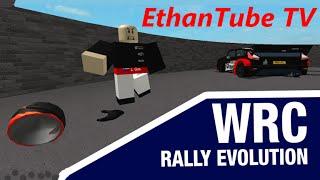ROBLOX - WRC: Rally Evolution
