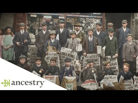 Bring Your Backstory To Life   Ancestry