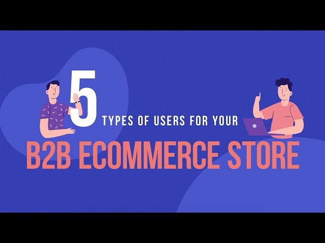 5 Types of Users for your B2B Ecommerce Store | InSync