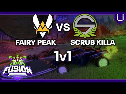 FUSION EU Day 3 | Fairy Peak Vs Scrub Killa | 1v1 Quarter Final