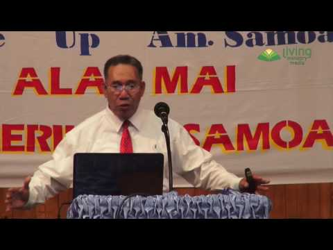 Wake Up American Samoa | Pr Pau Tuavela | Program #1