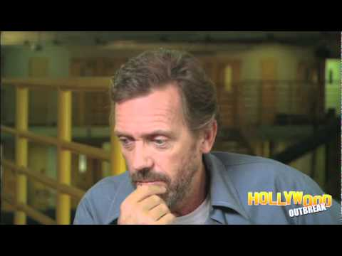 HUGH LAURIE: HOUSE WILL MISS LISA EDELSTEIN BUT THE  MUST GO ON