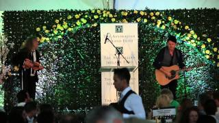 Music at The Australian Ireland Fund Sydney Garden Party 2015