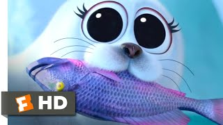 The Angry Birds Movie 2 (2019) - Frozen Paradise Scene (1/10) | Movieclips