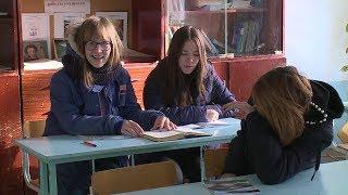 В одной из школ в Башкирии дети вынуждены сидеть на уроках в куртках