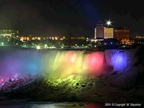 Niagara Falls Hd Wallpaper For Desktop Cataratas Del Niagara Congeladas Avi Youtube
