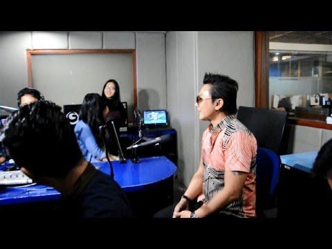 Ellino - Aku & Dunia Merindukannya @Global Radio Jakarta