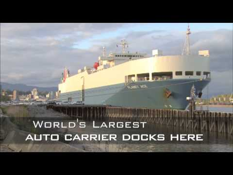 Port of Vancouver: Auto sector