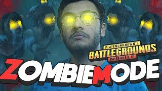 PUBG MOBILE LIVE: INTENSE GAMES WITH AWM | NEW ZOMBIE UPDATE | RAWKNEE