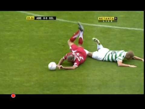 2007-08-19 Aberdeen v Celtic