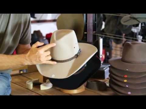 ac883a0bf Akubra Golden Spur Hat Review- Hats By The Hundred - YouTube