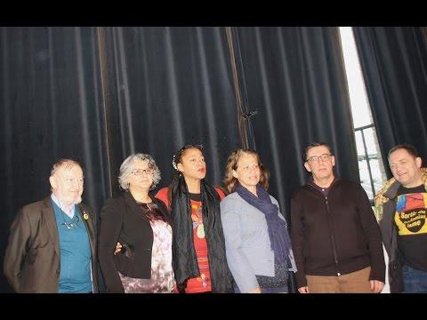 ouverture du salon anticolonial et antiraciste 2015 (3)
