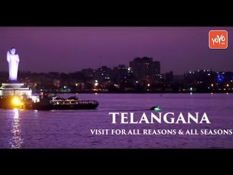 Beauty of Telangana | Places To Visit In Telanagana State | Telangana Tourism | YOYO TV Channel