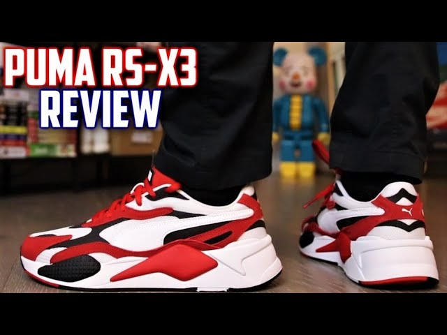Best Puma Shoe for 2020? Puma RS-X3