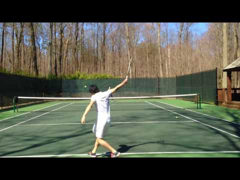 Winners at Will - Casual Tennis 89 [HD]