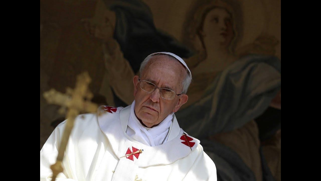 Papież Franciszek przyznał się, że czci LUCYFERA? Nagranie przeraziło…