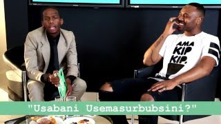 Episode 2 - Music & Reason The Rapper In A Breakfast Bun