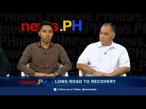 News.Ph Episode 55 - Long Road to Recovery