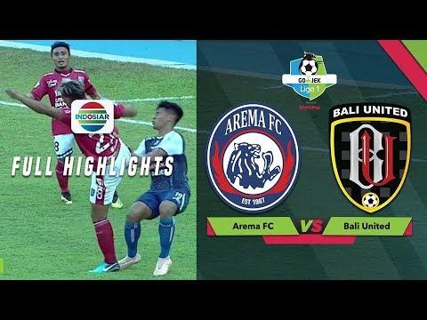 Arema FC (3) vs (1) Bali United - Full Highlights | Go-Jek Liga 1 bersama Bukalapak