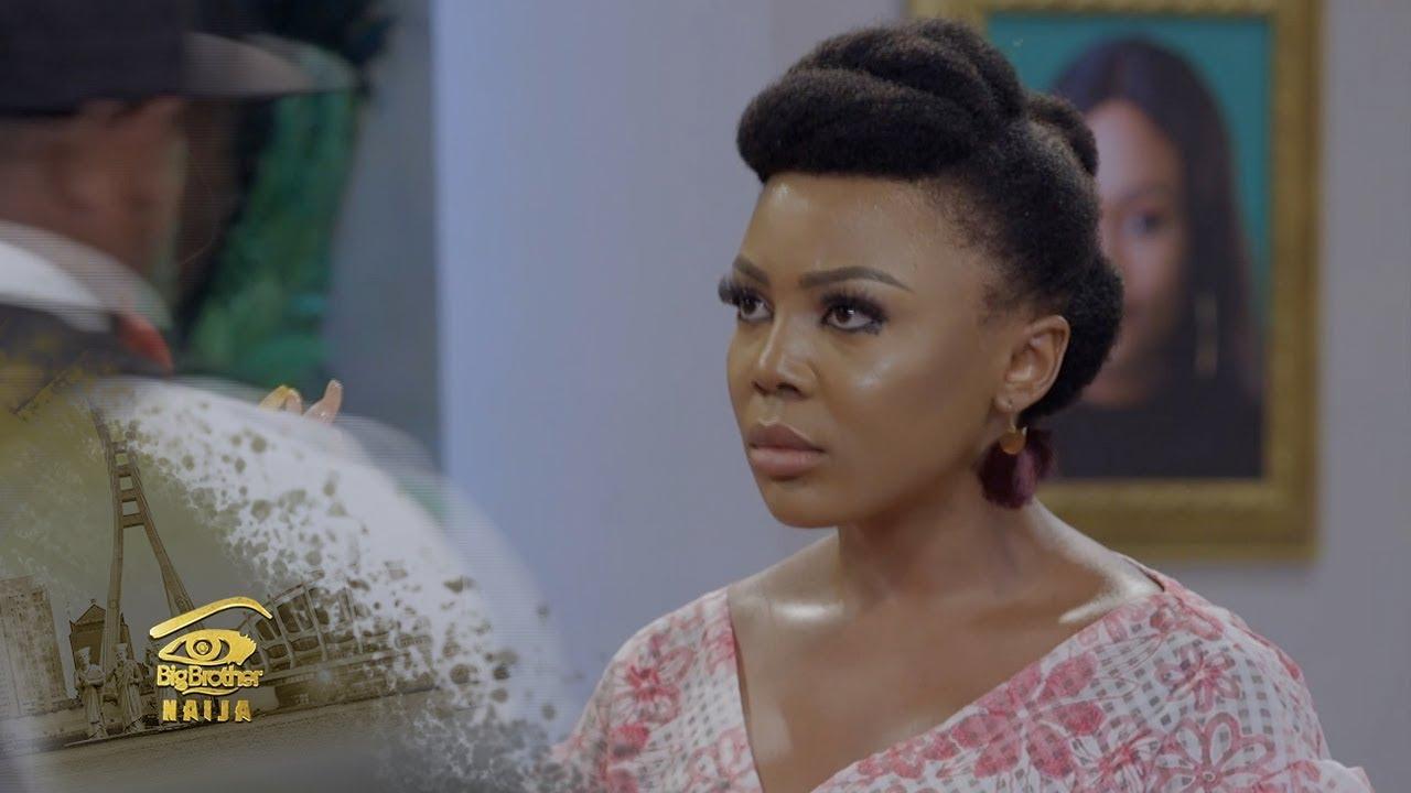Download Ahneeka vs Ifu Ennada   Big Brother Naija: Reunion   Africa Magic