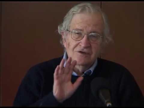 Noam Chomsky on Education, Student Activism & Democracy (7/8)