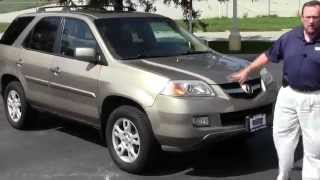 Used 2006 Acura MDX 4wd for sale at Honda Cars of Bellevue...an Omaha Honda Dealer!