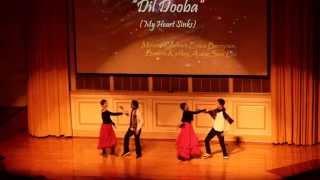 """Bollywood """"Dil Dooba"""" Dance"""