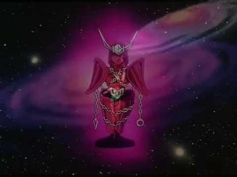 Iron Nebula Chain Andromeda Shun Saint Seiya