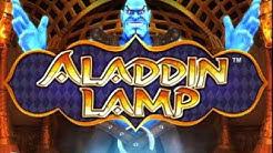 Aladdin Lamp - AWP - New Slot - Slot machine comma 6A