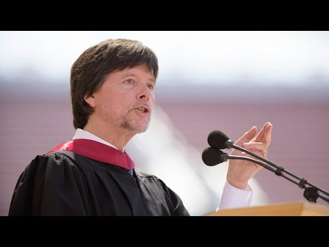 Ken Burns Anti-Trump Commencement Speech at Stanford University - June 12th, 2016