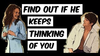 5 Signs That a Guy Keeps Thinking of You (Find out if he