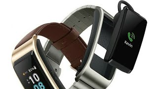 huawei talk band b5 review under 100$ with advanced sensor