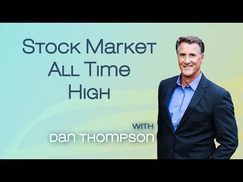 The Stock Market is at an All Time High - Is This Good? - Stock Market Buying and Selling