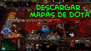 Descargar mapas de dota para warcraft 3 frozen throne
