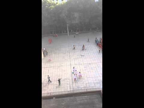Outdoor Performance / Jiangxi University of Finance and Economics