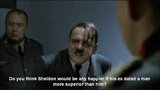 Hitler Reacts to 'The Big Bang Theory' Season 9 Premiere and Rants About Shamy
