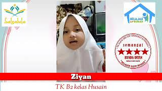 Kelas B2 Husain_Ziyan
