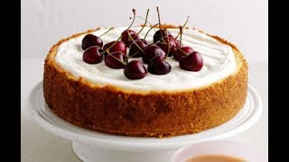 Chocolate Cherry Cheesecake | EASY TO LEARN | QUICK RECIPES