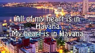 Havana - Camila Cabello ft. Young Thug (Lyrics)