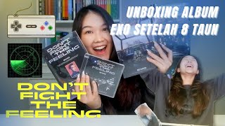 EXO 엑소 'DON'T FIGHT THE FEELING' Album Unboxing ALL Ver. | I…