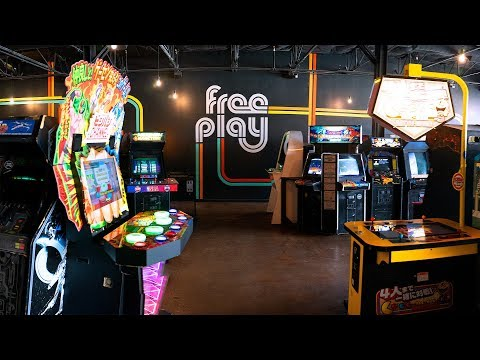 Free Play Richardson - Full Retro Arcade Walkthrough! from YouTube · Duration:  50 minutes 55 seconds