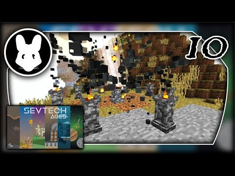 SevTech Ages - The Pit of Despair! Part 10 - Mischief of Mice!