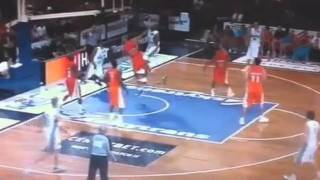 BEST EVER DUNK IN THE NBL- Ira Clark