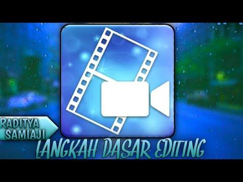Hai gaes.. aku buatkan cara edit video nih 🤗 Tutorial edit video dengan aplikasi inshot Mudah dan c.