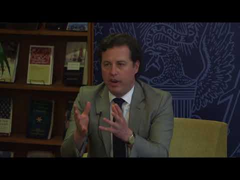 A Conversation with Colombian Senator Juan Manuel Galán